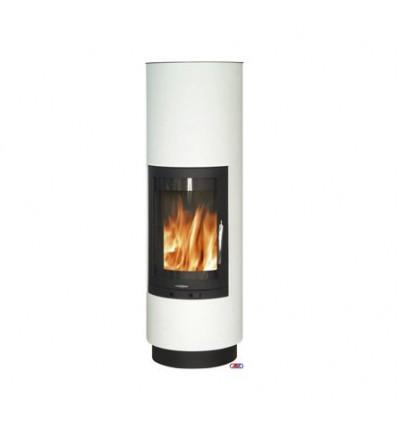 Готовый дровяной комплект ABX Porto II white