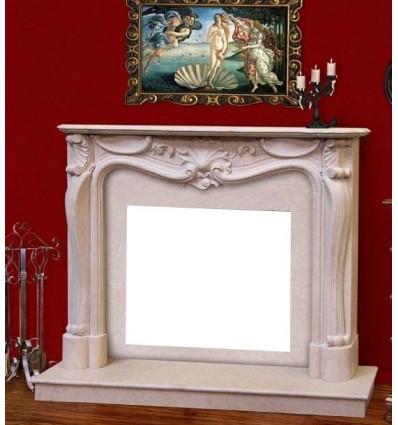 Облицовка для дровяных каминов DeMarco ARABELLA Crema marfil