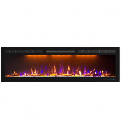 Линейный электрокамин Royal Flame Crystal 60 RF