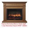 Классический очаг 2D Electrolux Classic EFP/P- 1020LS