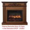 Широкий очаг 2D Electrolux EFP/P - 2520LS