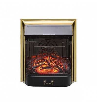 Классический очаг 2D Royal Flame Majestic FX M Brass/Black