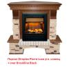 Классический очаг 2D Dimplex Brookline Black