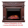 Широкий портал Real-Flame Philadelphia 26 DN
