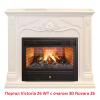 Широкий портал Real-Flame VICTORIA 26