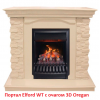Классический портал для камина Real-Flame Elford STD/EUG WT