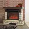 Широкий портал Real-Flame STONE NEW 25
