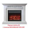 Широкий портал Real-Flame Leticia 26 WT