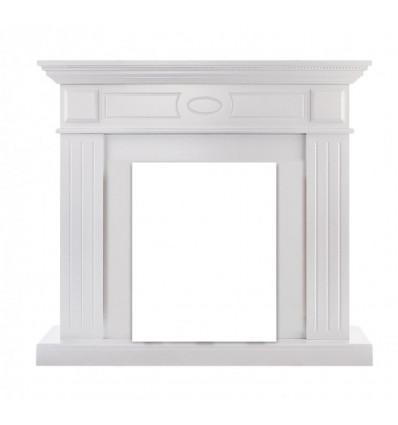 Классический портал для камина Electrolux Bianco Classic Белый