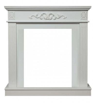 Классический портал для камина Electrolux Noce Classic Белый