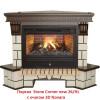 Угловой широкий портал Real-Flame STONE NEW CORNER 26/HL