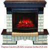 Широкий портал Real-Flame Country 25 AO