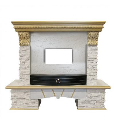 Классический портал для камина Real-Flame ROCKLAND LUX 25