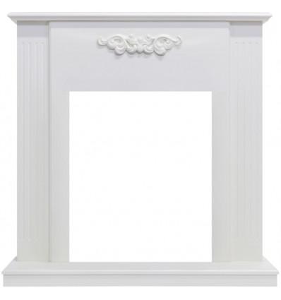 Классический портал для камина Royal Flame Lumsden под классический очаг белый дуб