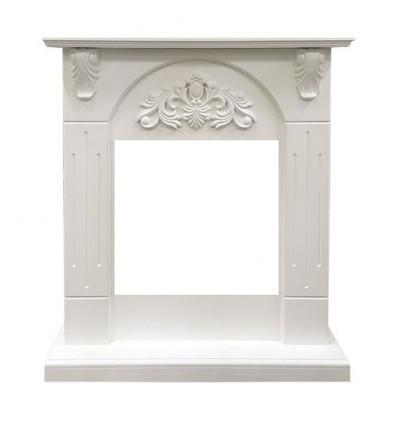Классический портал для камина Royal Flame Chester Wood под очаг Vision 18 LED FX Белый