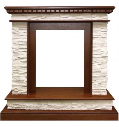Классический портал для камина Royal Flame Calgary сланец бежевый под классический очаг