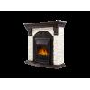 Классический портал для камина Electrolux Torre Classic Белый/Венге