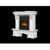 Классический портал для камина Electrolux Forte Classic Белый/Белёный дуб