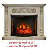 Широкий портал Real-Flame Salford 33 WT