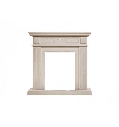 Классический портал для камина Electrolux Bianco Classic Беленый дуб