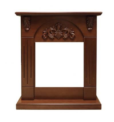 Классический портал для камина Royal Flame Chester Wood под очаг Vision 18 LED FX Орех