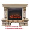 Широкий портал Real-Flame Stone new 26/HL WTG