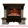 Широкий портал Real-Flame Country Rock 26
