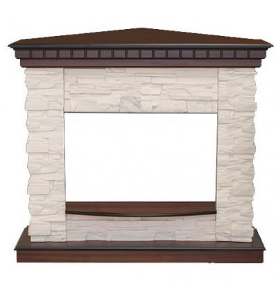Угловой широкий портал Real-Flame Elford Corner 25