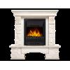 Классический портал для камина Electrolux Pietra Classic белый/белёный дуб