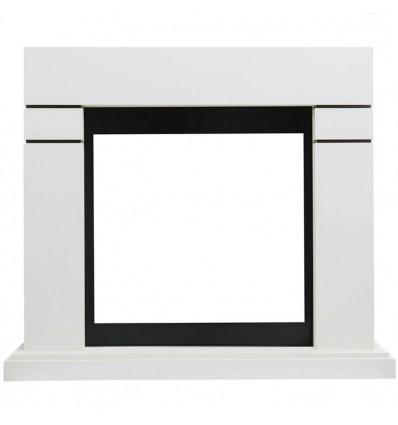 Широкий портал Royal Flame Lindos под очаг Dioramic 28 LED FX