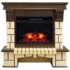 Электрокамин с широким очагом 2D Real-Flame Stone 24 Eridan 24