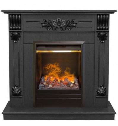 Камин электрический с эффектом пламени 3D Real-Flame Ottawa STD/EUG DN с очагом 3D Olympic