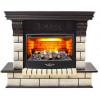 Электрокамин с широким очагом 3D Real-Flame Gracia 24/25,5 AO 3D Firestar 25,5