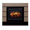 Электрокамин с классическим очагом 2D Royal Flame Lindos Beige Grey с очагом Vision 23 EF LED 3D FX