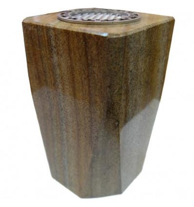Оригинальный настольный биокамин из камня Firebird Стоун-1