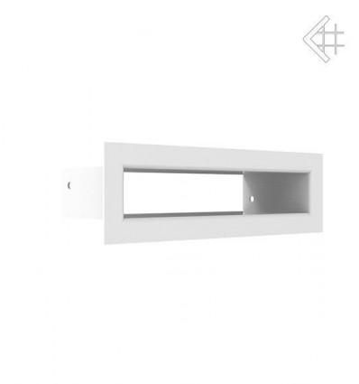 Вентиляционная решетка для камина Kratki Тунель 6х20 TUNEL6/20/B