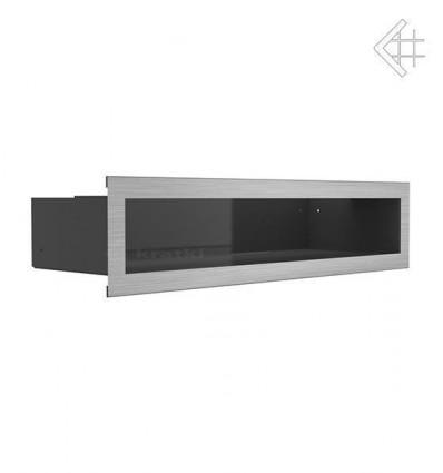 Вентиляционная решетка для камина Kratki Люфт стальная 9x40 LUFT/9/40/45S/SZ