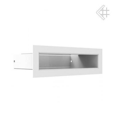 Вентиляционная решетка для камина Kratki Люфт 6х20 LUFT/6/20/B