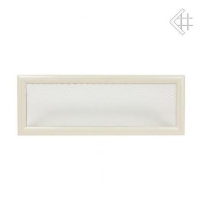 Вентиляционная решетка для камина Kratki 17х49 Оскар бежевая 49OK