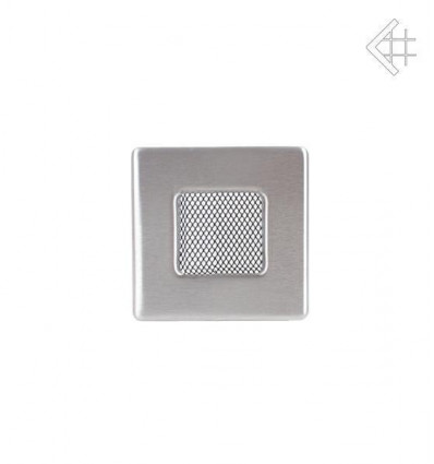 Вентиляционная решетка для камина Kratki 11х11 Стальная 11SZ