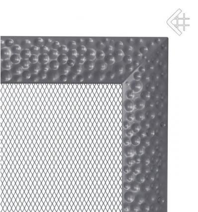 Вентиляционная решетка для камина Kratki 11x17 Venus графитовая 117VG