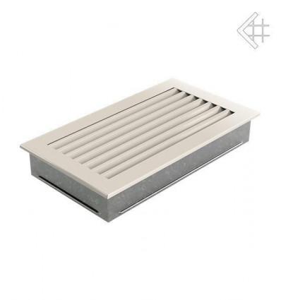 Вентиляционная решетка для камина Kratki 17x30 FRESH бежевая 30K/FRESH