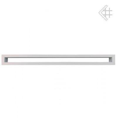 Вентиляционная решетка для камина Kratki Тунель 6х100 TUNEL6/100/B