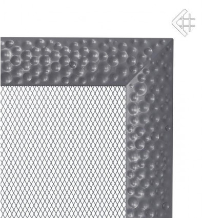 Вентиляционная решетка для камина Kratki 17x37 Venus графитовая 37VG