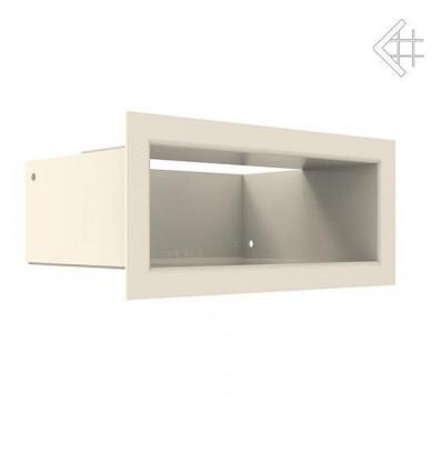 Вентиляционная решетка для камина Kratki Люфт бежевая 9х20 LUFT9/20/45S/K