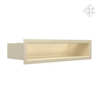 Вентиляционная решетка для камина Kratki Люфт бежевая 9x40 LUFT9/40/45S/K