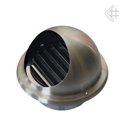 Вентиляционная решетка для камина Kratki Решетка допуска воздуха наружняя д.160 CZERPNIA/VLA160